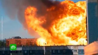 Число пострадавших при пожаре вНовосибирске возросло до 21
