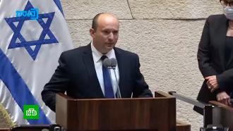 Путин поздравил нового <nobr>премьер-министра</nobr> Израиля свступлением вдолжность