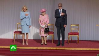 Великобритания обсуждает странности визита Байдена на саммит G7
