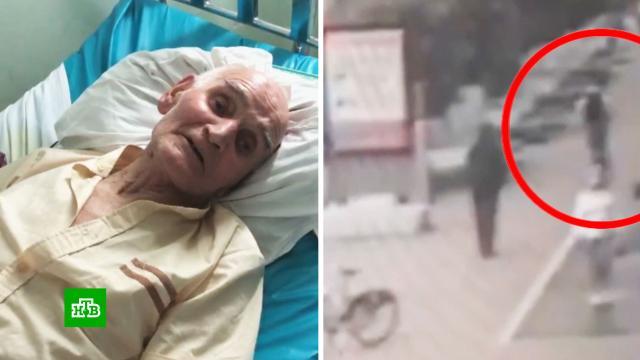 Сбившие 84-летнего пенсионера уфимские самокатчики пытались «замести следы».Уфа.НТВ.Ru: новости, видео, программы телеканала НТВ