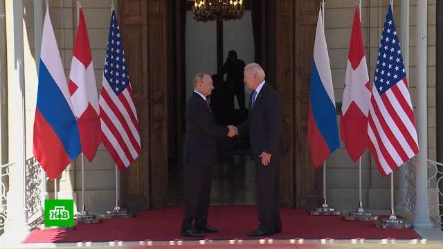 «Конфронтация не уйдет»: наблюдатели оценили встречу Путина и Байдена