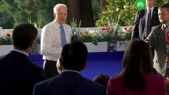 После саммита Байден заткнул рот корреспонденту CNN