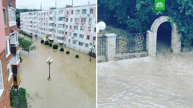 Более 200 домов подтопило в Керчи.После сильного ливня в Керчи оказались подтопленными более 200 домов, сообщает пресс-служба городской администрации.Крым, стихийные бедствия.НТВ.Ru: новости, видео, программы телеканала НТВ