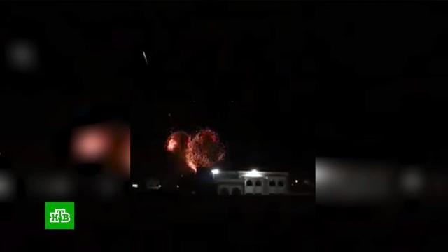 Израиль вновь нанес удары по объектам ХАМАС всекторе Газа.Израиль, Палестина, войны и вооруженные конфликты.НТВ.Ru: новости, видео, программы телеканала НТВ