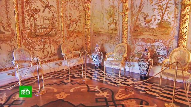 «Колоссальный труд»: вКитайском дворце ЕкатериныII открылись залы, восстановленные при поддержке «Газпрома»