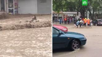 Потоп вЯлте стал сильнейшим за 100лет