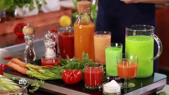 Овощной детокс: какие усоков целебные свойства