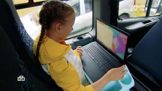 Если детей укачивает в машине: советы.НТВ.Ru: новости, видео, программы телеканала НТВ