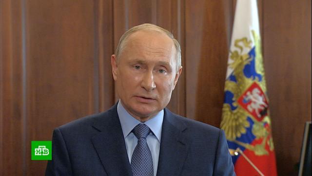 Путин объявил о введении единого базового оклада медиков.Путин, врачи, зарплаты, медицина, торжества и праздники.НТВ.Ru: новости, видео, программы телеканала НТВ