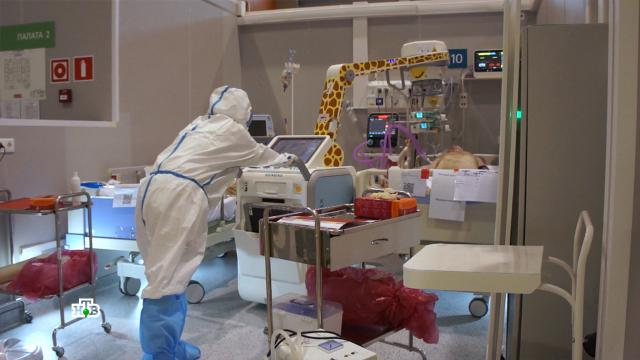 «В реанимации — и непривитые, и молодые»: врачи «красной зоны» назвали симптомы индийского штамма
