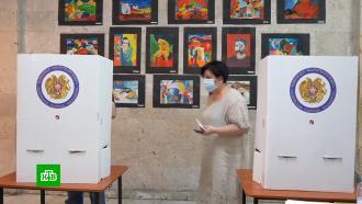 Партии Пашиняна не хватило 0,08% голосов для формирования правительства