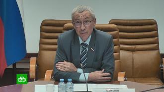 Климов: за рубежом начали кампанию по дискредитации сентябрьских выборов.НТВ.Ru: новости, видео, программы телеканала НТВ