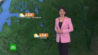 Прогноз погоды на 22июня.НТВ.Ru: новости, видео, программы телеканала НТВ