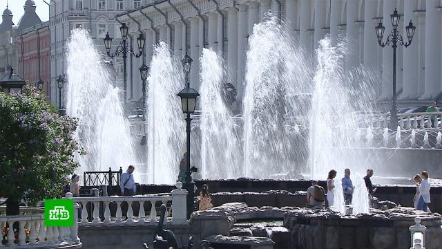 ВМоскве побит температурный рекорд 1917года.Москва, жара, лето, погода, погодные аномалии, рекорды.НТВ.Ru: новости, видео, программы телеканала НТВ
