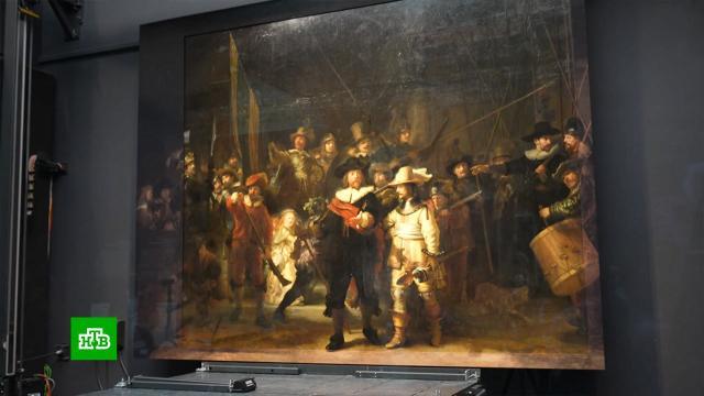 Утраченные фрагменты картины Рембрандта восстановил искусственный интеллект.живопись и художники, искусство.НТВ.Ru: новости, видео, программы телеканала НТВ