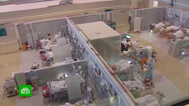 Врачи связывают взрывной рост заболеваемости COVID-19 снизкими темпами вакцинации.Израиль, Москва, болезни, вакцинация, коронавирус, прививки, эпидемия.НТВ.Ru: новости, видео, программы телеканала НТВ