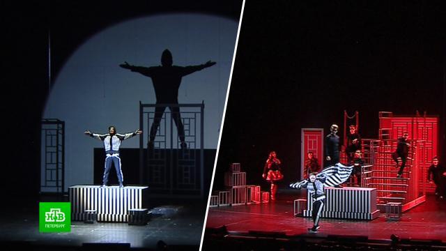 «Смерть Тарелкина» на петербургской сцене превратили вкибертрагикомедию снеожиданными перевоплощениями