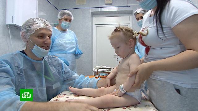 Региональные больницы получили запас препарата «Спинраза» для детей со СМА