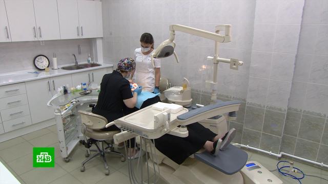 ВДагестане набирает популярность стоматологический туризм
