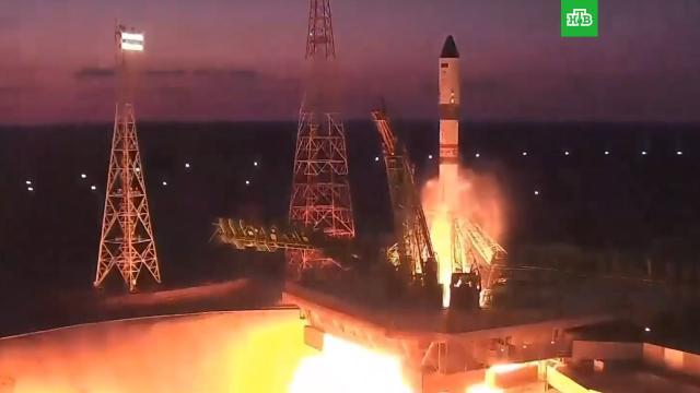 Ракета «Союз» сгрузовым кораблем «Прогресс МС-17» отправилась кМКС.МКС, Роскосмос, космонавтика, космос.НТВ.Ru: новости, видео, программы телеканала НТВ