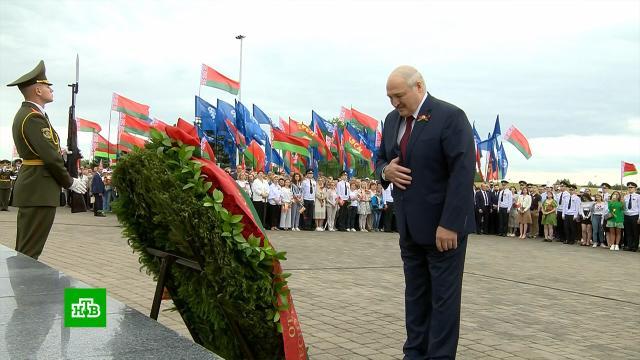 Белоруссия отмечает День независимости.Белоруссия, Лукашенко, Минск, торжества и праздники.НТВ.Ru: новости, видео, программы телеканала НТВ