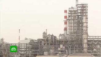 Нефтяные цены поднялись до почти трехлетнего максимума