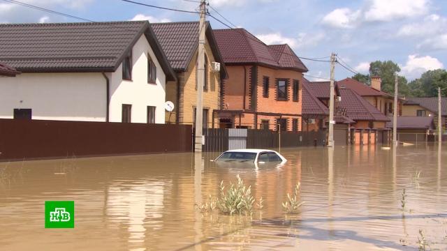 Потоп на Кубани: жертвы, перекрытые трассы, затопленные улицы