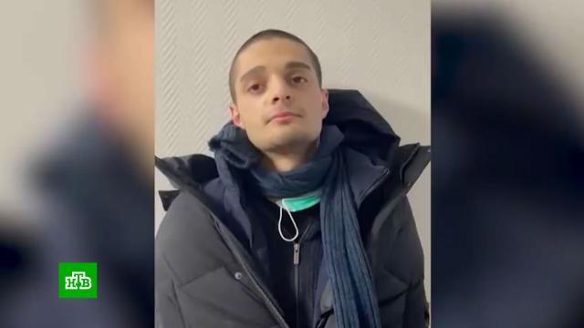 Суд вМоскве снова рассматривает дело дравшегося ссиловиками уроженца Чечни.беспорядки, митинги и протесты, Москва, оппозиция, полиция, суды.НТВ.Ru: новости, видео, программы телеканала НТВ