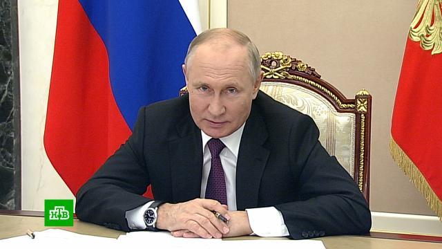 Путин поручил модернизировать взлетно-посадочную полосу в аэропорту Кемерово