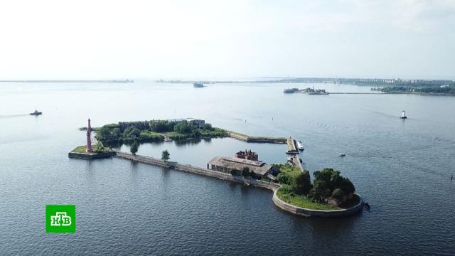 Новая жизнь военных фортов: что появится на некогда закрытых островах Финского залива