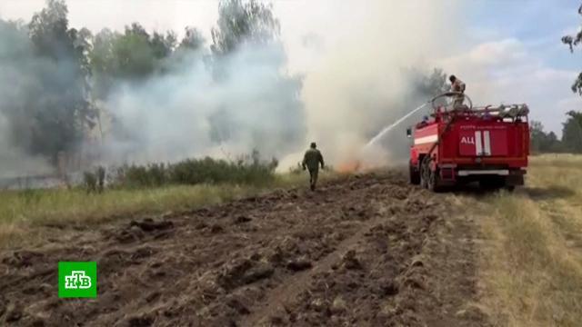 Лесные пожары охватили Сибирь иДальний Восток