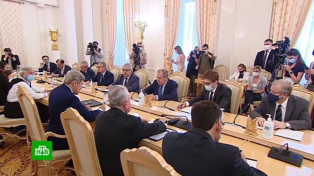 Лавров обсудил со спецпосланником США глобальные климатические изменения