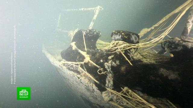 Как подводные археологи восстанавливают трагическую историю Таллинского перехода