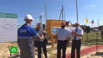 В крупное 300-летнее татарское село в Пензенской области пришел природный газ