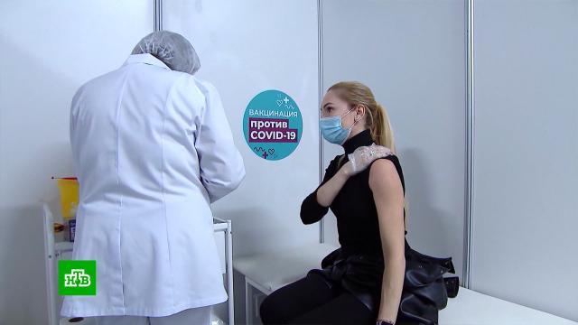 Торговые сети не успевают привить 60% сотрудников в установленный срок.Москва, вакцинация, коронавирус, магазины, торговля.НТВ.Ru: новости, видео, программы телеканала НТВ