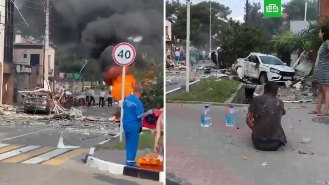 Взрыв газа произошел вгостинице вГеленджике: погиб человек.Краснодарский край, взрывы газа, отели и гостиницы.НТВ.Ru: новости, видео, программы телеканала НТВ