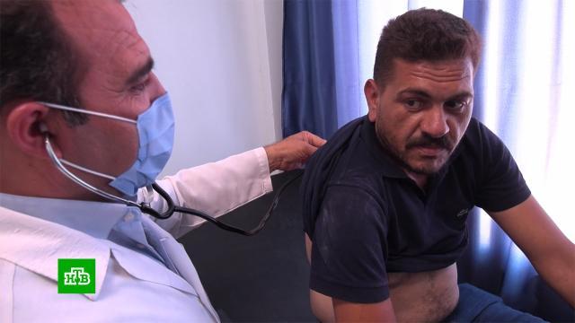 Всирийской провинции Идлиб открылся новый медицинский центр