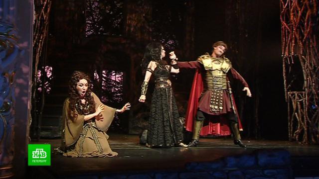«Санкт-Петербург опера» представляет блокбастер о верховной жрице кельтов