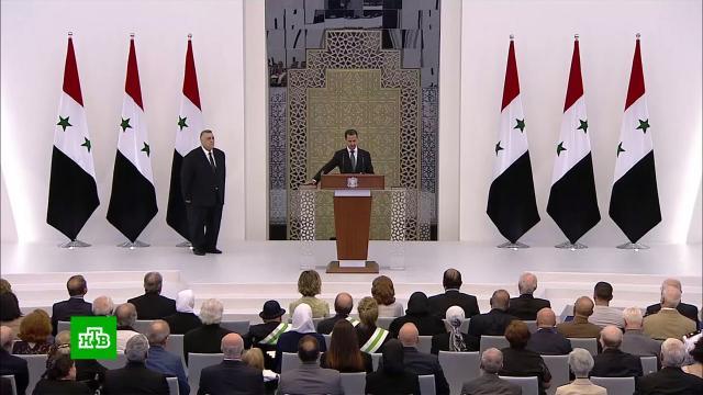Перед инаугурацией Асада вСирии готовились теракты иинсценировки химических атак