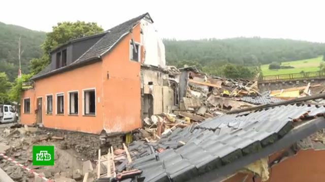 «Настоящий апокалипсис»: обрушившуюся на Европу стихию назвали «наводнением смерти»