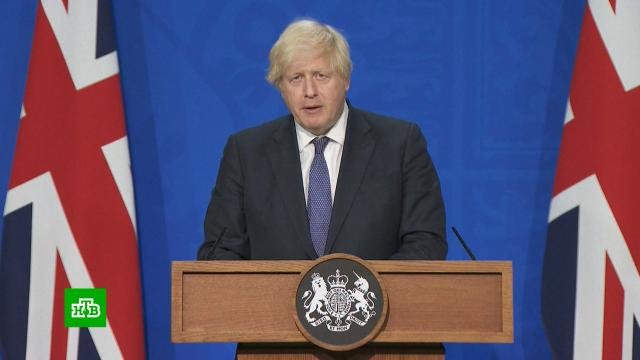 Джонсон после встреч сзаразившимся COVID-19 министром уходит на самоизоляцию.Великобритания, Греция, Джонсон Борис, коронавирус, прививки, эпидемия.НТВ.Ru: новости, видео, программы телеканала НТВ
