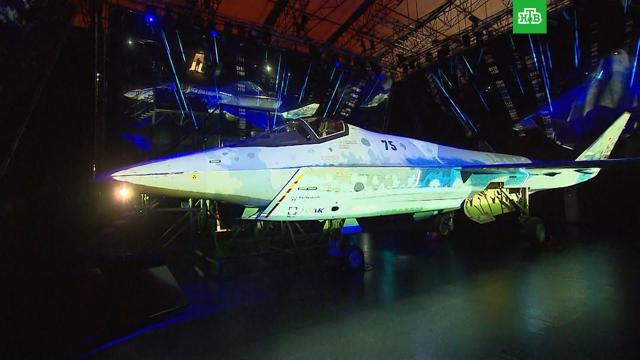 Путину показали новый истребитель пятого поколения.Путин, авиация.НТВ.Ru: новости, видео, программы телеканала НТВ