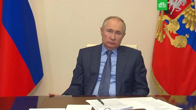Путин попросил не навязывать россиянам вакцинацию.НТВ.Ru: новости, видео, программы телеканала НТВ