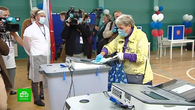 Петербургу не хватает современной техники для проведения выборов.Санкт-Петербург, выборы.НТВ.Ru: новости, видео, программы телеканала НТВ