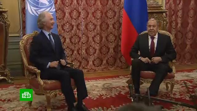 Россия прислала сирийцам гуманитарную помощь.гуманитарная помощь, Сирия, войны и вооруженные конфликты.НТВ.Ru: новости, видео, программы телеканала НТВ