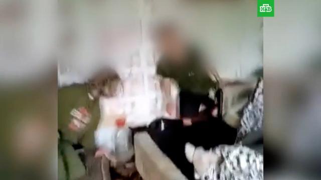 ВПодмосковье нашли шестерых детей-маугли.Московская область, алкоголь, дети и подростки.НТВ.Ru: новости, видео, программы телеканала НТВ