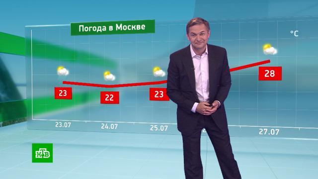 Утренний прогноз погоды на 23июля.погода, прогноз погоды.НТВ.Ru: новости, видео, программы телеканала НТВ