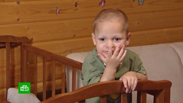 Страдающему синдромом Ундины трехлетнему Коле срочно нужны деньги на спасительный аппарат.SOS, благотворительность, дети и подростки.НТВ.Ru: новости, видео, программы телеканала НТВ
