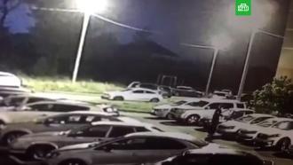 Убийство замглавы угрозыска отдела полиции Ставрополя попало на видео