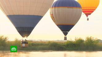 Фестиваль воздухоплавания «Небо России» прошел вРязанской области